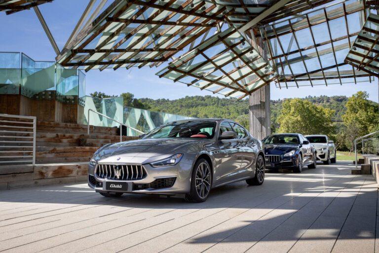 Alle Maserati modellen vind je bij Louwman Exclusive