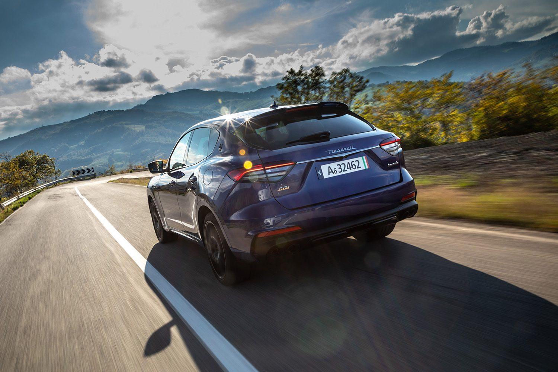 De Maserati Levante koop je bij Louwman Exclusive