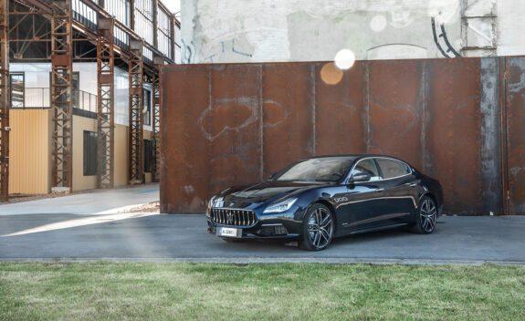 De Maserati Ghibli koop je bij Louwman Exclusive