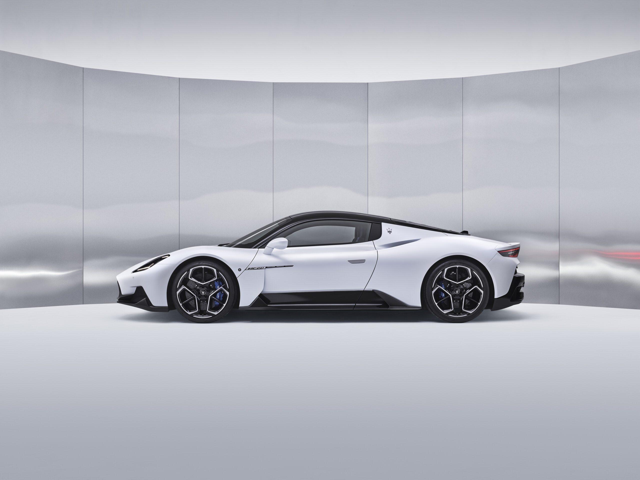 De Maserati MC20 vind je bij Louwman Exclusive
