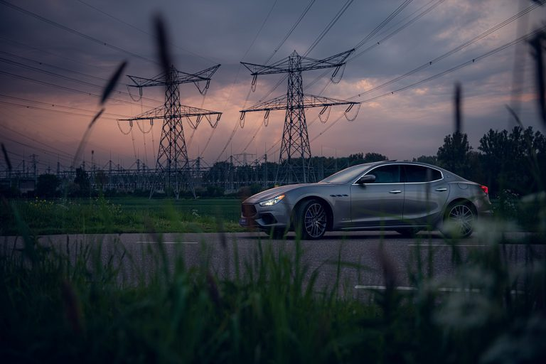 De Maserati Ghibli Hybrid koop je bij Louwman Exclusive