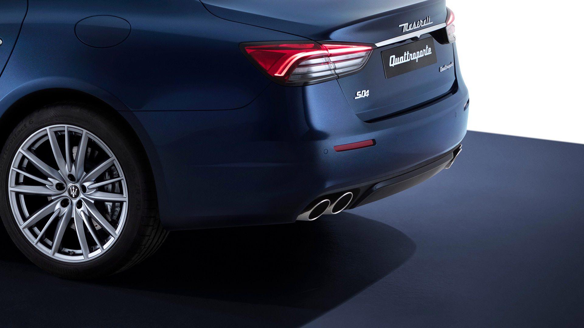 Niets kan tippen aan het 'lied' van de Maserati-motor.