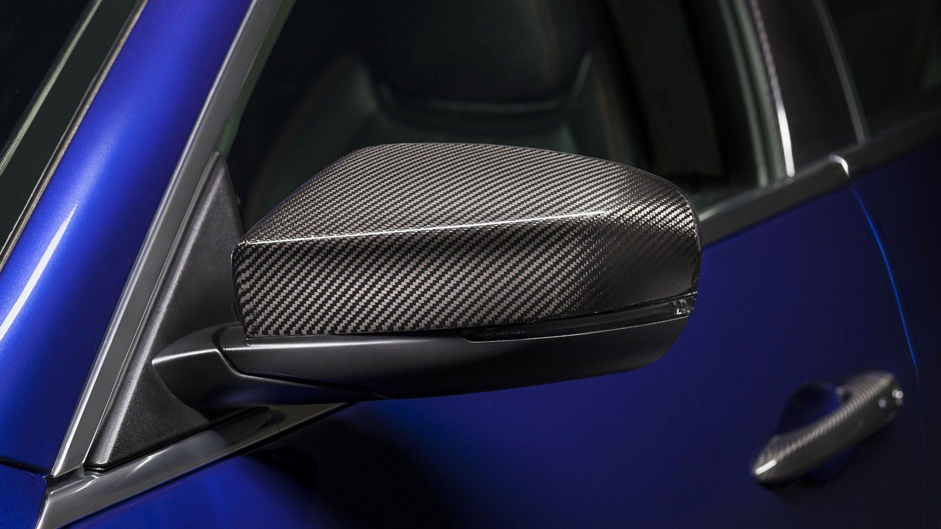 Kies dan voor het Nerissimo-pakket of het Nerissimo carbon fiber pakket