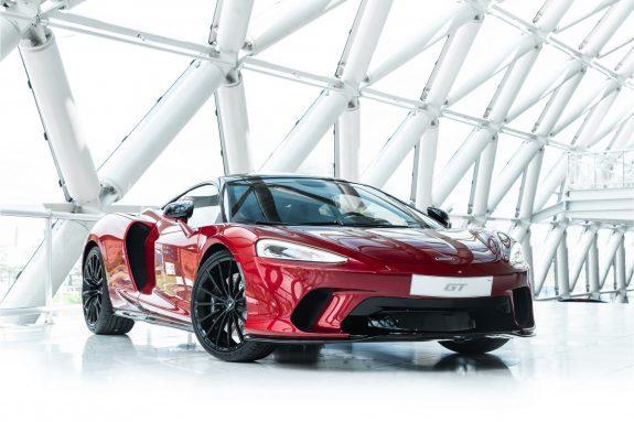 McLaren GT 4.0 V8 | MSO Black Pack | Electrochromic | Sport Exhaust |