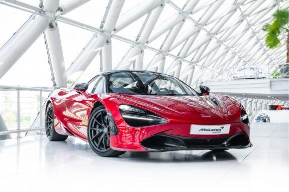 McLaren 720S 4.0 V8 | Performance | CF Packs 1 2 Ext | Stealth Pack |