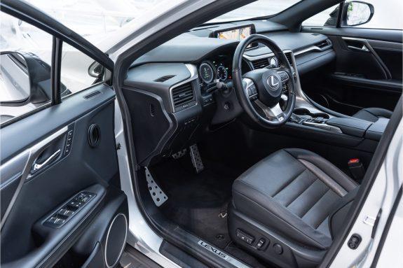 Lexus RX 450h 4WD F-Sport Line | Mark Levinson | Head Up Display | Stoelverwarming | Stoelkoeling | – Foto 3
