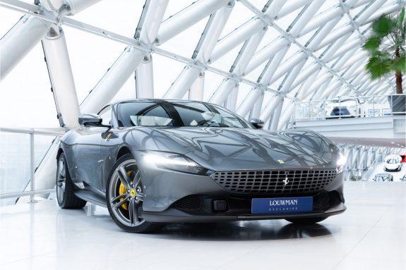 Ferrari Roma 3.9 V8 HELE | Carbon Steering Wheel | LEDS | Passenger Display | Daytona Seats |
