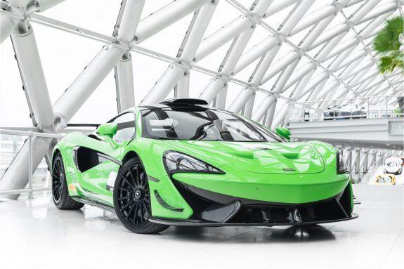 McLaren 620R 3.8 V8 | 1/225 | R-Pack | Roofscoop | Carbonroof |