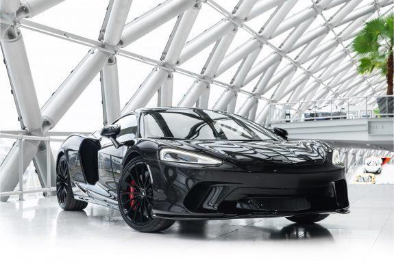 McLaren GT 4.0 V8   Full Black   Ceramic Brakes   Electrochromic Roof  