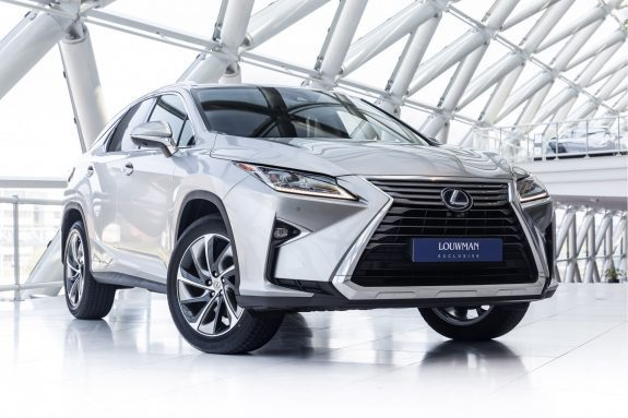 Lexus RX 450h 4WD President Line | Mark Levinson | Head Up Display | Stoelverwarming | Stoelkoeling |