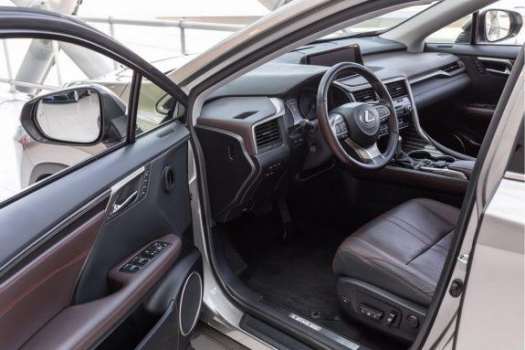 Lexus RX 450h 4WD President Line | Mark Levinson | Head Up Display | Stoelverwarming | Stoelkoeling | – Foto 3