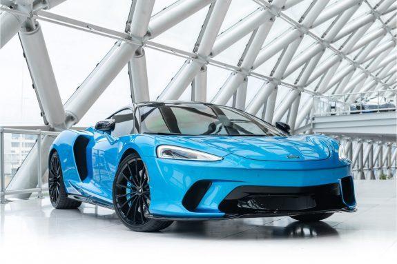 McLaren GT 4.0 V8   Porceline Int.   Electr. chromic Roof  