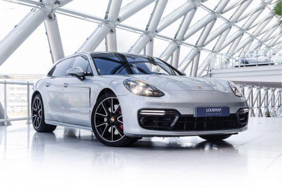 Porsche Panamera Sport Turismo 4.0 GTS   Pano   Sport Chrono   Darkbrown Int  