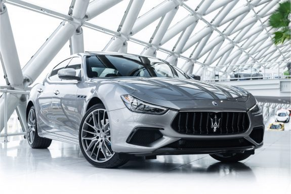 Maserati Ghibli MY21 GranSport | Carbon Trim | Sunroof | Harman Kardon |