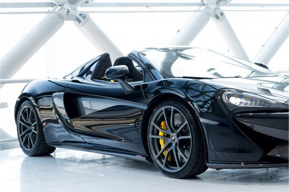 McLaren 570S Spider 3.8 V8 | Noselift | Speed Yellow Accents | – Foto 34
