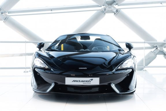 McLaren 570S Spider 3.8 V8 | Noselift | Speed Yellow Accents | – Foto 4