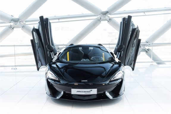McLaren 570S Spider 3.8 V8 | Noselift | Speed Yellow Accents | – Foto 5