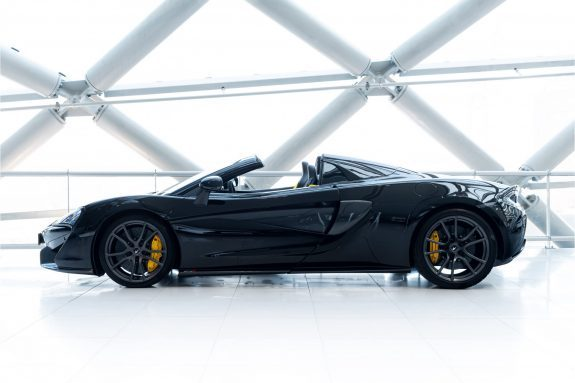 McLaren 570S Spider 3.8 V8 | Noselift | Speed Yellow Accents | – Foto 6