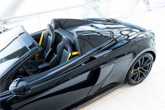 McLaren 570S Spider 3.8 V8 | Noselift | Speed Yellow Accents | – Foto 33