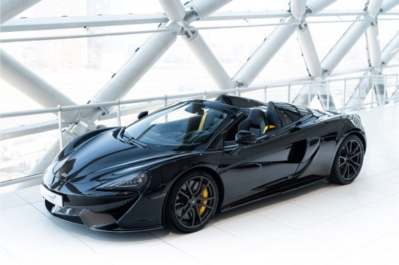 McLaren 570S Spider 3.8 V8 | Noselift | Speed Yellow Accents | – Foto 11