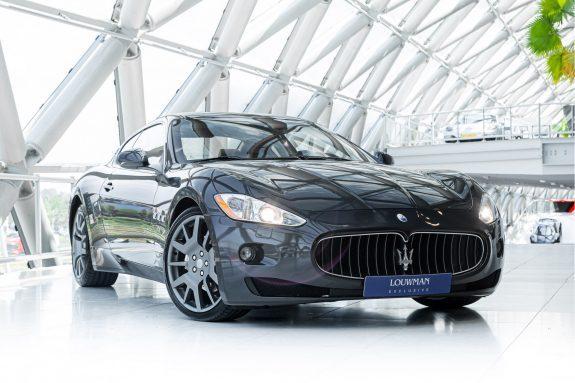 Maserati GranTurismo 4.2 | Sport Exhaust | Volledig Gedocumenteerd | BOSE | Comfort Seats |