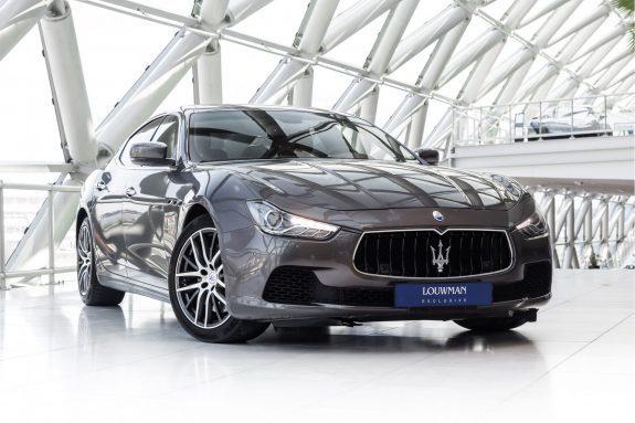 Maserati Ghibli 3.0 S Q4 | Sunroof | Harman & Kardon | Skyhook |