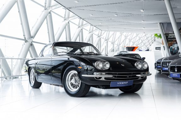 Lamborghini 400 GT 2+2 | Matching Numbers | Lamborghini Registered | 1967 | One of 247 |