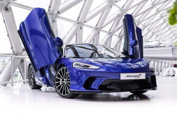 McLaren GT 4.0 V8   Luxe   Premium Pack   Ceramic Brakes  