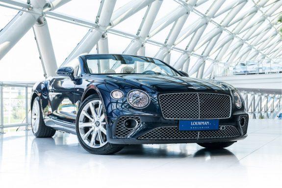 Bentley Continental GTC V8 | Touring | Fr. Seat Comf. Spec | B&O |