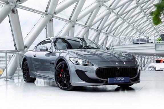 Maserati GranTurismo 4.7 Sport   BOSE   F1   Grigio Alfieri   Comfort Seats  