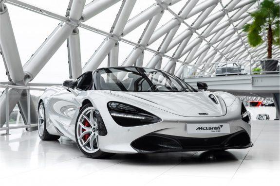 McLaren 720S Spider 4.0 V8 Luxury | CF In- and Exterior 1/2/3 |